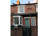 FULLY FURNISHED 2 BEDROOM+1 LOFT ROOM TERRACED HOUSE NEAR WATFORD JUNCTION IN GREAT LOCATION