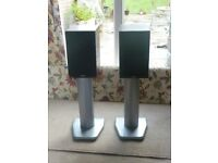 Dynaudio Audience 40 high quality audio speakers, bookshelf or stand mounted.