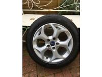 "Ford C-Max 16"" Alloy wheel with tyre"