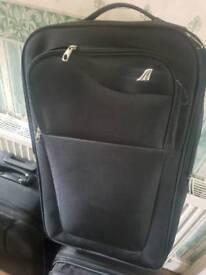Medium sized suitcases