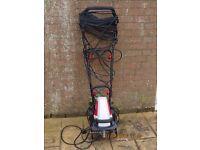 Eckman Electric Tiller. Brand new garden rotovator.