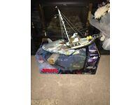 Jaws Diorama