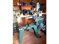 (SOLD) Warco Universal Band Saw (SOLD)