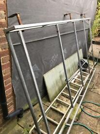 Mk6 Ford Transit Swb Roof rack