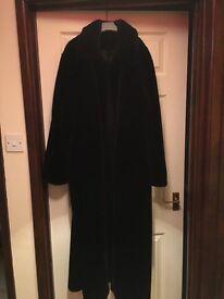 Fur Coat (faux)