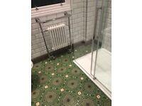 Original Spanish encaustic cement hydraulic tiles