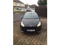 Ford Fiesta ST3 Turbo Panther Black all extras LOW MILEAGE