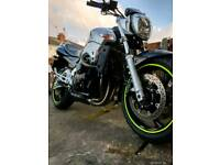 Suzuki gsr600 in excellent condition with full service history few extras low mileage