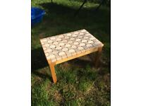 Clothes table thing