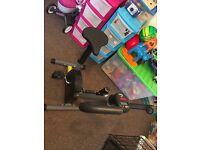 Excise bike few weeks old
