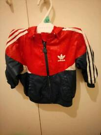 Boys Adidas jacket 6+month