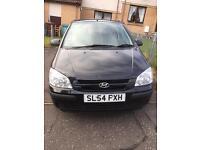 Hyundai Getz 1.3 GSI motd dec17 cheap little car drives A1 £550