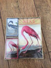 Caspari Bridge Set