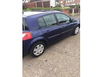 Renault Megan 1.6 petrol 5door