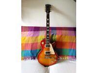 Gibson - Les Paul 2015 Heritage Cherry Sunburst with case.