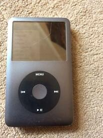 Apple 160 gb iPod