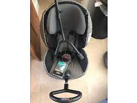 Rear facing car seat ISO fix 9months plus - BeSafe iZi combi
