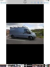 Ford transit 330 LWB TD mot April