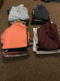 Men's bundle of clothes