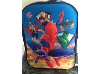 3D spider man bag for immediate sale