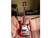 Rickenbacker 4001 C64 Bass