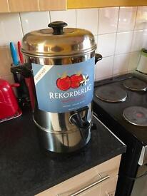 10ltr hot water urn