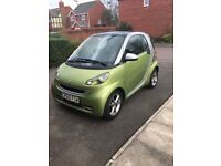 Smart Fortwo coupe CDI 2010
