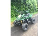 50cc Kids Quadbike - AS NEW - REV AND GO