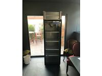 Coco Cola Glass door Fridge 6ft Tall
