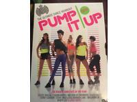 Pump it up 2010 workout dvd