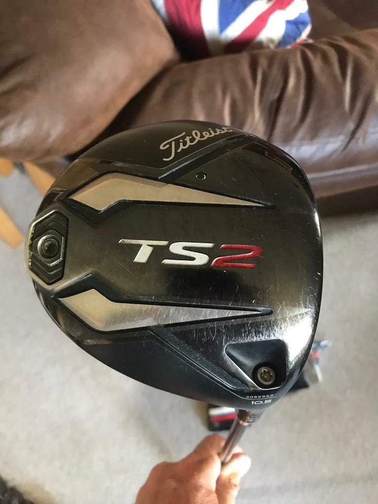 Titleist TS2 Driver 10 5 Stiff | in Poole, Dorset | Gumtree