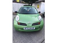 NISSAN MICRA 1.2 LOW MILEAGE