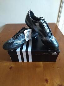 Adidas F50 Adizero FG football boots UK 9 brand new boxed