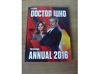 3 Doctor Who Annuals
