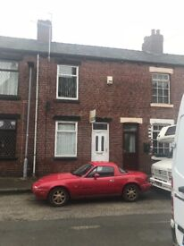 2 bed house TO LET 🏠 WOMBWELL. Lovely property and location, good size beds, private rear garden.