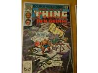 Marvel Two-In-One #100 The Thing and Ben Grimm
