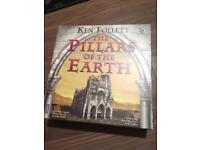 Pillars of the Earth Board Game.