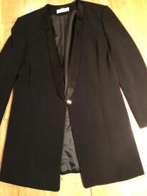 Jacques Vert Ladies Tuxedo Blazer size 14