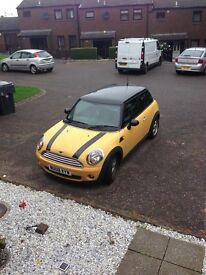 2009 1.6 Mini Cooper 3 door