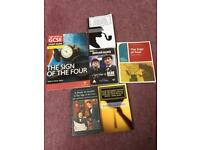 New style gcse books sign of four