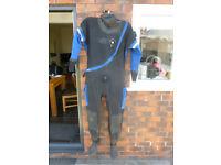 Seaskin Membrane Dry Suit