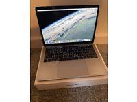 "Apple MacBook Pro 2017 13 "" Touchbar Space Grey"
