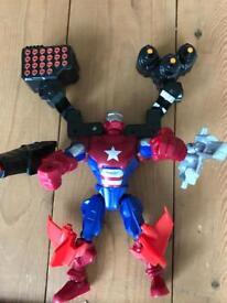 Iron patriot masher