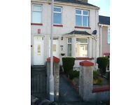 Stoke - attractive 3 bedroom terraced house, lounge, dining room, fitted kitchen and bathroom.
