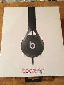 Beats by Dre ep headphones BNIB