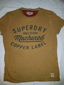 Superdry T-Shirt (Large)