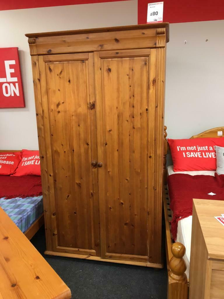 Wardrobe British Heart Foundation In Falkirk Gumtree