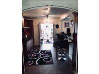 RARE, SPECIAL & UNIQUE CUMBERNAULD WESTERWOOD AREA HOUSE FOR SALE, FLEXIBLE 7 APT, OASIS GARDEN