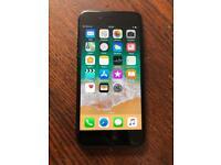 iPhone 7 128gb Matt black unlocked fab condition