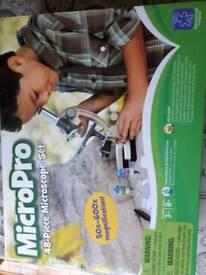 Child's microscope
